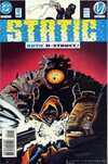 Static #12 comic books - cover scans photos Static #12 comic books - covers, picture gallery