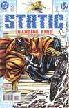 Static #13 comic books - cover scans photos Static #13 comic books - covers, picture gallery