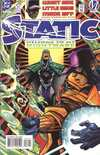 Static #18 comic books - cover scans photos Static #18 comic books - covers, picture gallery