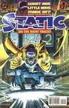 Static #19 comic books - cover scans photos Static #19 comic books - covers, picture gallery
