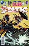 Static #24 comic books - cover scans photos Static #24 comic books - covers, picture gallery