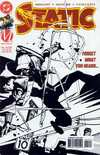 Static #44 Comic Books - Covers, Scans, Photos  in Static Comic Books - Covers, Scans, Gallery