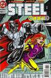 Steel #13 comic books - cover scans photos Steel #13 comic books - covers, picture gallery
