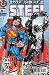 Steel #14 comic books - cover scans photos Steel #14 comic books - covers, picture gallery