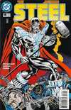 Steel #18 comic books - cover scans photos Steel #18 comic books - covers, picture gallery
