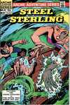 Steel Sterling #6 comic books - cover scans photos Steel Sterling #6 comic books - covers, picture gallery