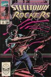 Steeltown Rockers comic books