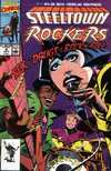 Steeltown Rockers #4 comic books - cover scans photos Steeltown Rockers #4 comic books - covers, picture gallery