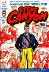 Steve Canyon Comics comic books