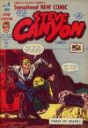 Steve Canyon Comics #4 comic books for sale