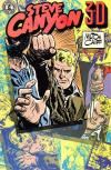 Steve Canyon in 3-D #1 comic books for sale