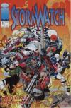 Stormwatch comic books