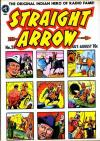Straight Arrow #25 Comic Books - Covers, Scans, Photos  in Straight Arrow Comic Books - Covers, Scans, Gallery