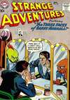 Strange Adventures #102 Comic Books - Covers, Scans, Photos  in Strange Adventures Comic Books - Covers, Scans, Gallery