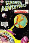 Strange Adventures #103 comic books - cover scans photos Strange Adventures #103 comic books - covers, picture gallery