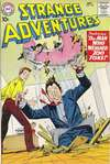 Strange Adventures #109 Comic Books - Covers, Scans, Photos  in Strange Adventures Comic Books - Covers, Scans, Gallery