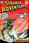 Strange Adventures #155 comic books - cover scans photos Strange Adventures #155 comic books - covers, picture gallery