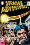 Strange Adventures #178 comic books - cover scans photos Strange Adventures #178 comic books - covers, picture gallery