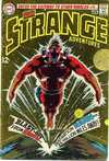 Strange Adventures #217 comic books - cover scans photos Strange Adventures #217 comic books - covers, picture gallery