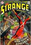 Strange Adventures #218 Comic Books - Covers, Scans, Photos  in Strange Adventures Comic Books - Covers, Scans, Gallery