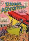 Strange Adventures #59 Comic Books - Covers, Scans, Photos  in Strange Adventures Comic Books - Covers, Scans, Gallery