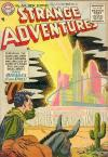 Strange Adventures #61 Comic Books - Covers, Scans, Photos  in Strange Adventures Comic Books - Covers, Scans, Gallery