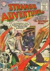 Strange Adventures #62 Comic Books - Covers, Scans, Photos  in Strange Adventures Comic Books - Covers, Scans, Gallery