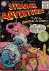 Strange Adventures #64 Comic Books - Covers, Scans, Photos  in Strange Adventures Comic Books - Covers, Scans, Gallery