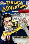 Strange Adventures #84 Comic Books - Covers, Scans, Photos  in Strange Adventures Comic Books - Covers, Scans, Gallery
