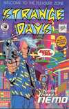 Strange Days #2 Comic Books - Covers, Scans, Photos  in Strange Days Comic Books - Covers, Scans, Gallery