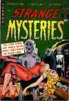 Strange Mysteries Comic Books. Strange Mysteries Comics.