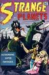 Strange Planets comic books
