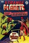 Strange Planets #18 comic books for sale