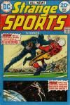 Strange Sports Stories #3 comic books for sale