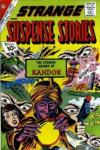 Strange Suspense Stories #57 comic books for sale