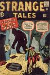 Strange Tales #100 Comic Books - Covers, Scans, Photos  in Strange Tales Comic Books - Covers, Scans, Gallery