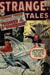 Strange Tales #103 Comic Books - Covers, Scans, Photos  in Strange Tales Comic Books - Covers, Scans, Gallery