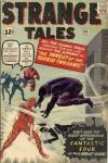Strange Tales #106 comic books - cover scans photos Strange Tales #106 comic books - covers, picture gallery