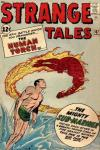 Strange Tales #107 comic books for sale