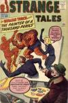 Strange Tales #108 Comic Books - Covers, Scans, Photos  in Strange Tales Comic Books - Covers, Scans, Gallery