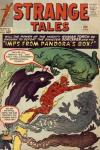 Strange Tales #109 Comic Books - Covers, Scans, Photos  in Strange Tales Comic Books - Covers, Scans, Gallery