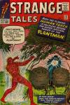 Strange Tales #113 comic books - cover scans photos Strange Tales #113 comic books - covers, picture gallery
