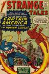 Strange Tales #114 comic books - cover scans photos Strange Tales #114 comic books - covers, picture gallery
