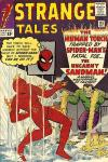 Strange Tales #115 Comic Books - Covers, Scans, Photos  in Strange Tales Comic Books - Covers, Scans, Gallery