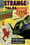 Strange Tales #117 comic books - cover scans photos Strange Tales #117 comic books - covers, picture gallery