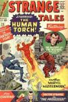 Strange Tales #118 comic books - cover scans photos Strange Tales #118 comic books - covers, picture gallery