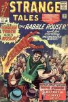 Strange Tales #119 comic books - cover scans photos Strange Tales #119 comic books - covers, picture gallery