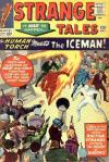 Strange Tales #120 comic books - cover scans photos Strange Tales #120 comic books - covers, picture gallery
