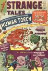 Strange Tales #121 comic books - cover scans photos Strange Tales #121 comic books - covers, picture gallery