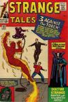 Strange Tales #122 comic books - cover scans photos Strange Tales #122 comic books - covers, picture gallery